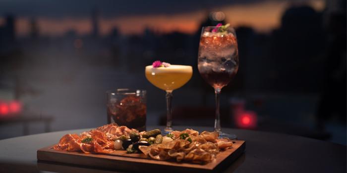 RedSquare Vodka Rooftop Bar
