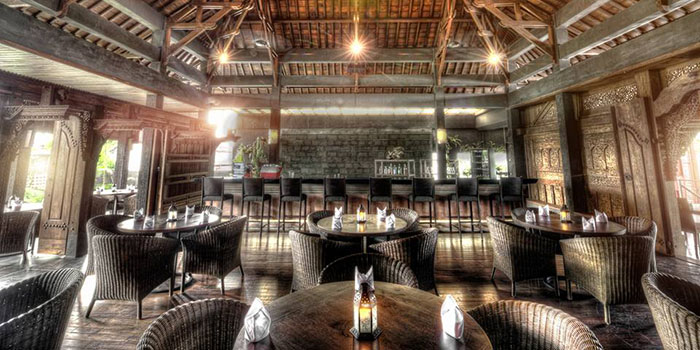 Interior from Sambal Shrimp, Seminyak, Bali