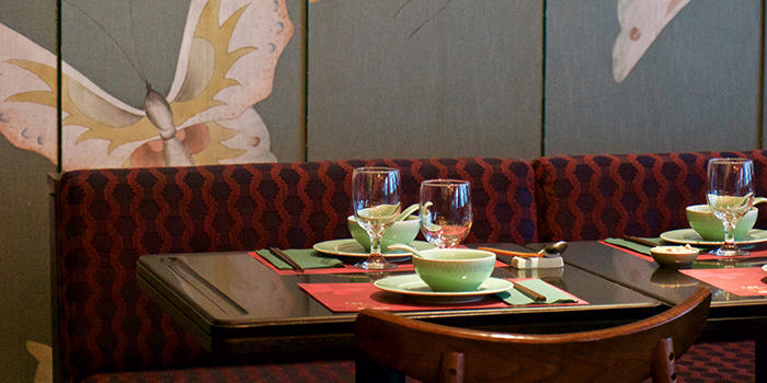 Dining Area, Bloom By Wang Jia Sha, Causeway Bay, Hong Kong