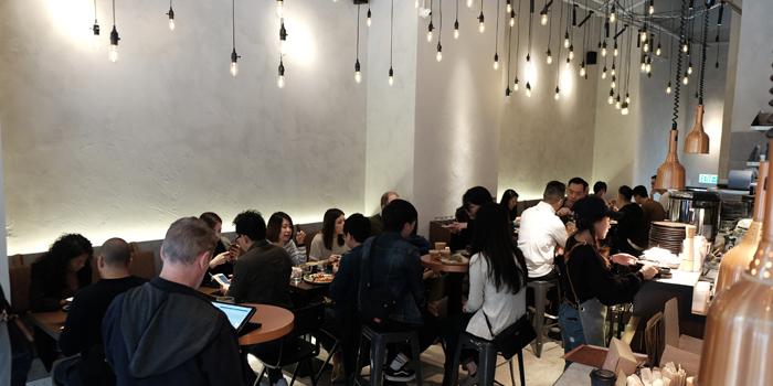 Dining Area, NINETYs (Wan Chai), Wan Chai, Hong Kong