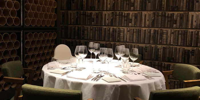 Dining Area, Chef Studio by Eddy, Central, Hong Kong