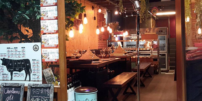 Dining Area, Drink氣鍋, Fo Tan, Hong Kong