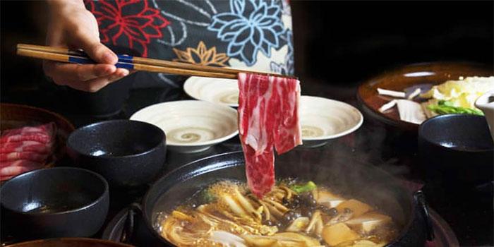 Dish 1 at Katsura