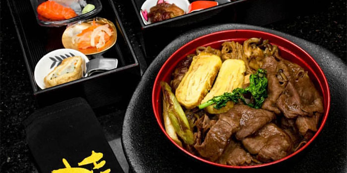 Dish 6 at Katsura