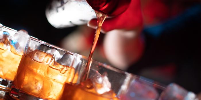 Drink Preparation of RedSquare at Novotel Bangkok Sukhumvit 4 Hotel 27 soi Sukhumvit 4 Klongtoey Bangkok
