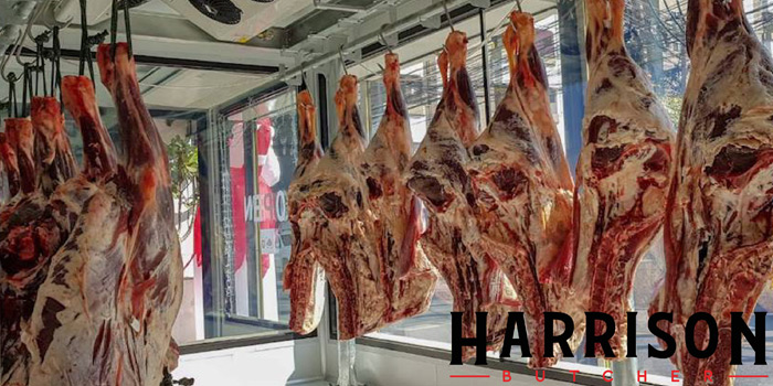 Fresh Meat Cut to Order from Harrison Butcher at 11/56 Soi Soon Wijai Yak 1 Bangkapi, Huaykhwang Bangkok