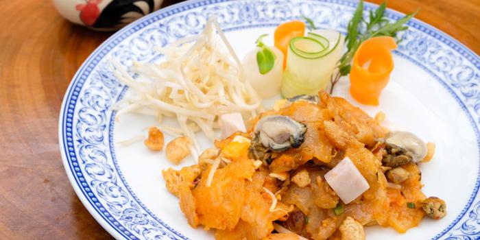 Food from  Seedings Phuket in Bangtao, Phuket, Thailand.