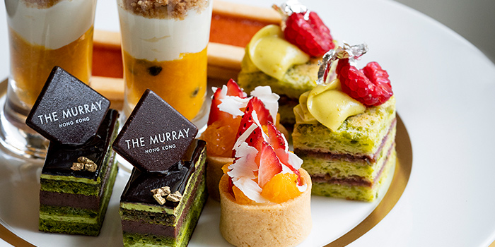 The Murray Afternoon Tea, Garden Lunge, Central, Hong Kong