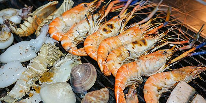 Grilled Dishes from Crave Wine Bar & Restaurant at Aloft Bangkok 35 Sukhumvit Soi 11, Klongtoey-nua Wattana, Bangkok