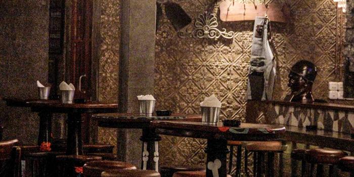 Interior 2 at Shamrock Bar, Tebet