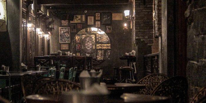 Interior 1 at Shamrock Bar, Tebet