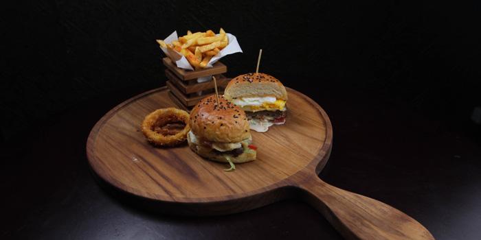 Dish 4 at Shamrock Bar, Tebet