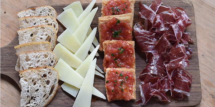 Iberico Bellota Ham & Cheese, Cassio, Central, Hong Kong