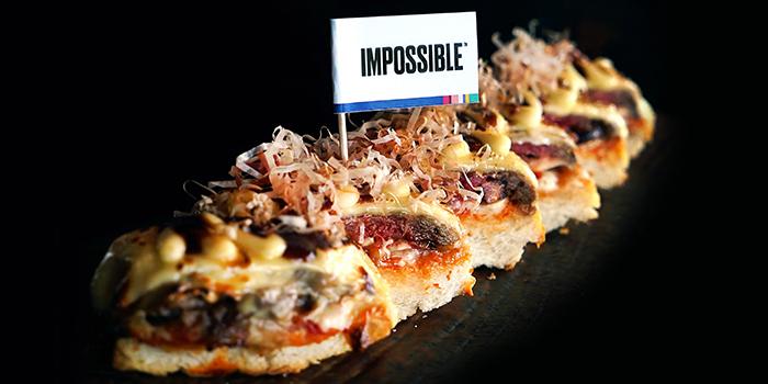 Impossible Okonomiyaki from Kinki Restaurant + Bar in Collyer Quay, Singapore