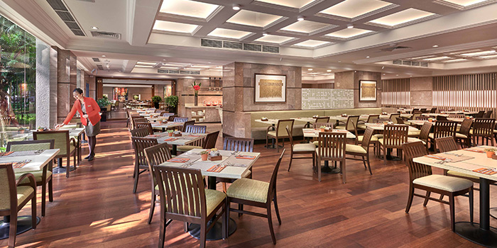 Interior from Ginger in PARKROYAL on Beach Road in Bugis, Singapore