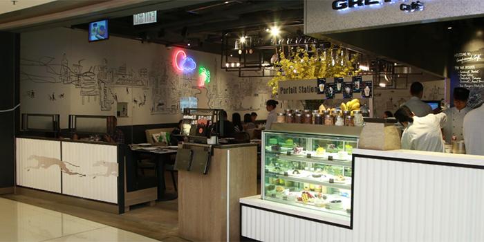Interior, Greyhound Cafè (MOKO), Mong Kok, Hong Kong