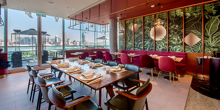 Interior, SHÈ, Central, Hong Kong