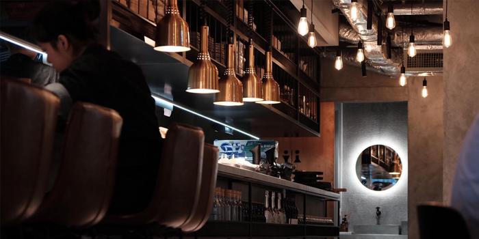 Interior, NINETYs (SoHo), SoHo, Hong Kong