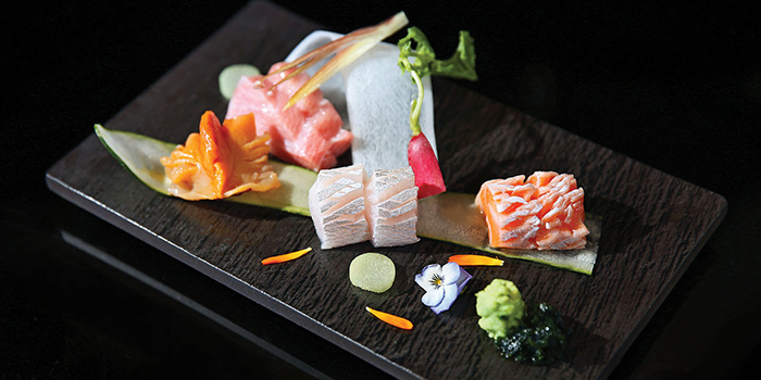 Sashimi Medley from Kuriya Dining in River Valley, Singapore