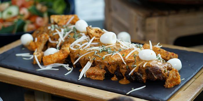 Laksa Pork Rib from Food Exchange at Novotel Singapore on Stevens in Tanglin, Singapore