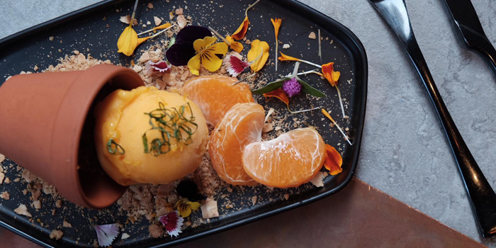 Mandarin Sorbet, NINETYs (Wan Chai), Wan Chai, Hong Kong