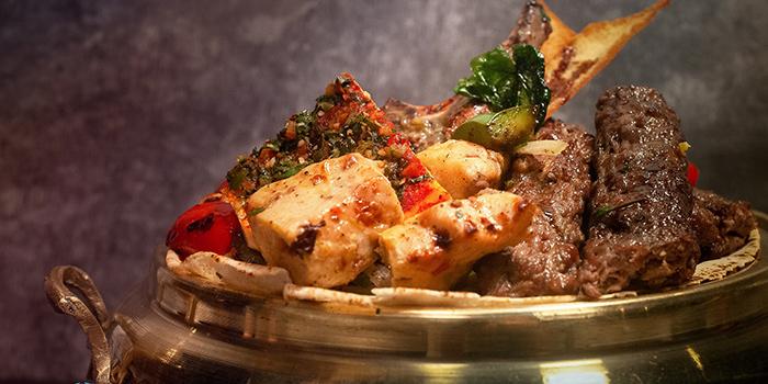 Mix Grill, Shahrazad Lebanese Dining Lounge & Bar, Central, Hong Kong