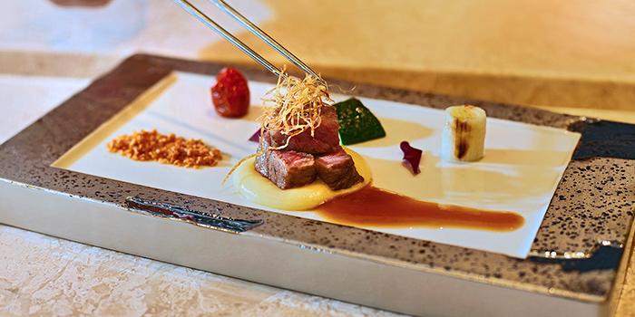 Omakase Food Preparation from Kuriya Dining in River Valley, Singapore