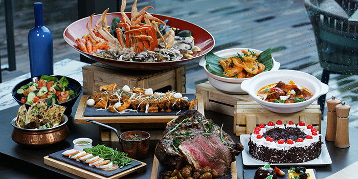 Oyster Dinner Buffet from Food Exchange at Novotel Singapore on Stevens in Tanglin, Singapore
