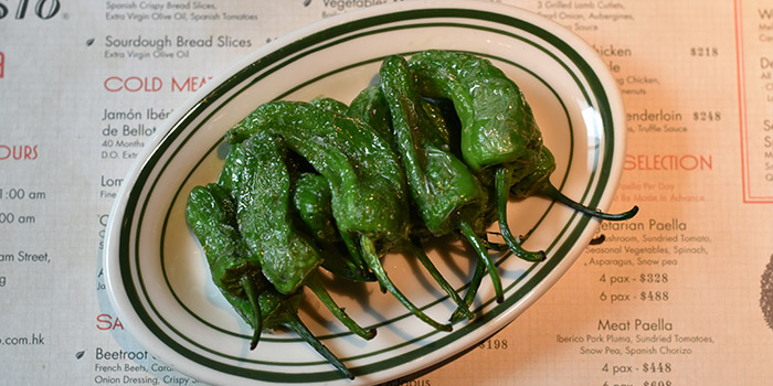 Padron Pepper, Cassio, Central, Hong Kong