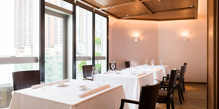 Private Room, Castellana Restaurant, Causeway Bay, Hong Kong