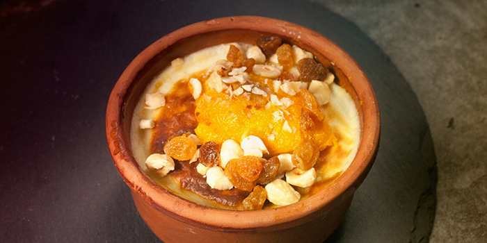 Pumpkin Gratin, Shahrazad Lebanese Dining Lounge & Bar, Central, Hong Kong