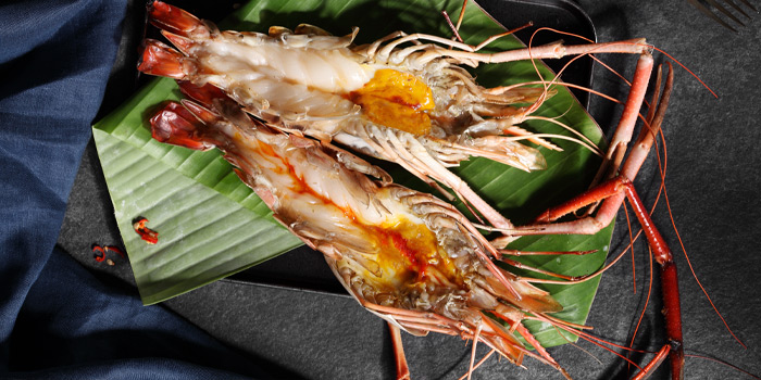 River Prawn from Buranee Bar & Bistro at 23 Phra Athit Rd Chanasongkram, Phranakhon Bangkok
