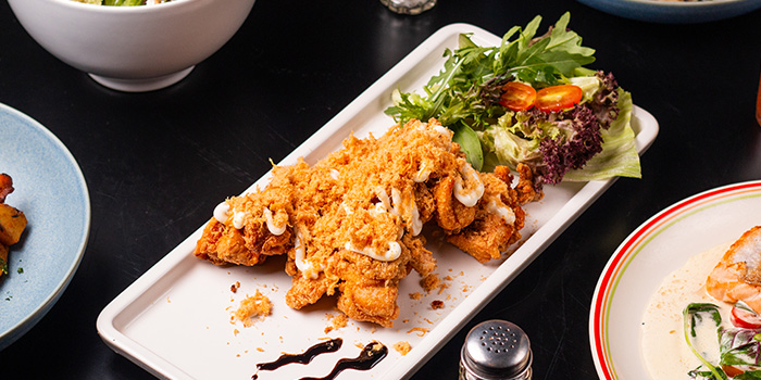 Popcorn Chicken from 18 Hours @ Hotel 1887 in Chinatown, Singapore
