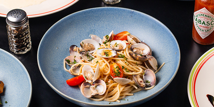 Vongole from 18 Hours @ Hotel 1887 in Chinatown, Singapore