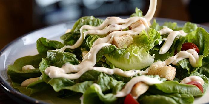 Caesar Salad from 4+U Bar+Kitchen in Tiong Bahru, Singapore