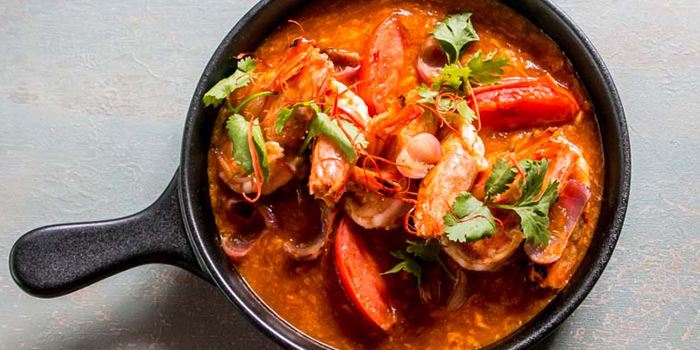 Chilli Crab from Enjoy Eating House & Bar in Jalan Besar, Singapore