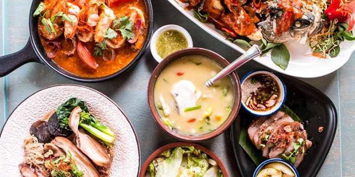 Food Spread from Enjoy Eating House & Bar in Jalan Besar, Singapore