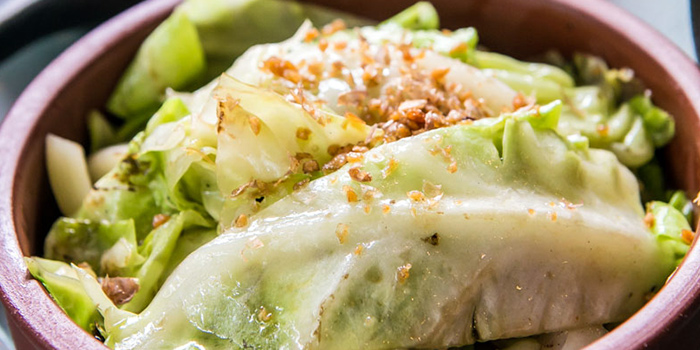 Ugly Cabbage from Enjoy Eating House & Bar in Jalan Besar, Singapore