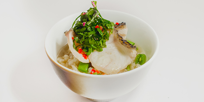 Wild Fish Congee from Kausmo in Orchard, Singapore