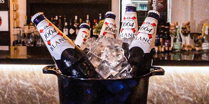 Beer Bucket from Lounge 7 in Dempsey, Singapore