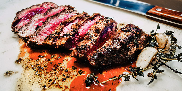Flat Iron Steak from MediumRare by Saveur in Tampines, Singapore