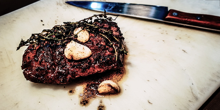Ribeye from MediumRare by Saveur in Tampines, Singapore