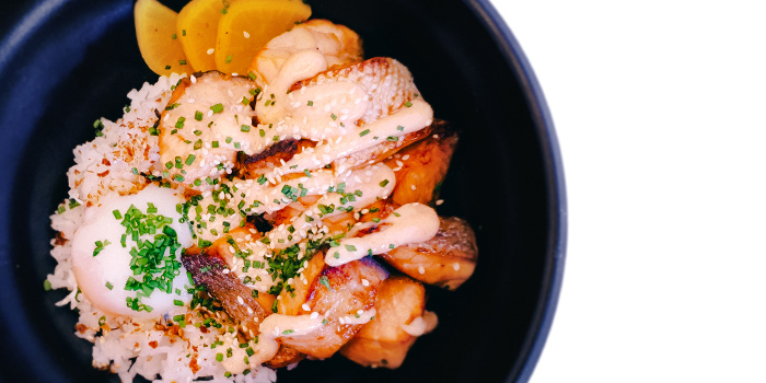 Salmon Rice Bowl from MediumRare by Saveur in Tampines, Singapore