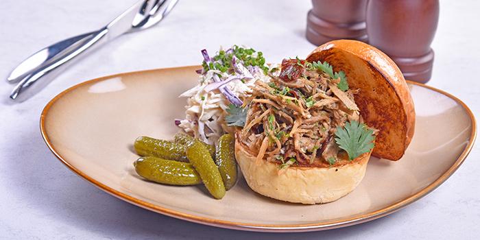Slow Roasted Pulled Pork from Mpire Restaurant & Bar in Telok Ayer, Singapore