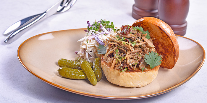 Slow Roasted Pulled Pork from Mpire Restaurant & Bar in Telok Ayer, Singapore