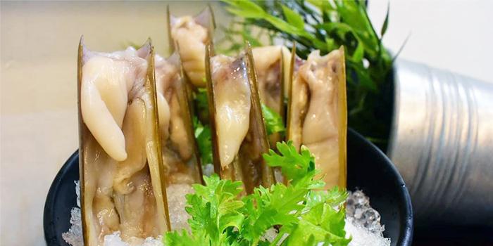Bamboo Clams from San Laksa Steamboat in Telok Blangah, Singapore