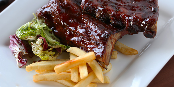 Baby Back Ribs from Santa Fe Tex-Mex Grill in Bugis, Singapore