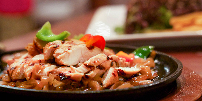 Chicken Fajitas from Santa Fe Tex-Mex Grill in Bugis, Singapore