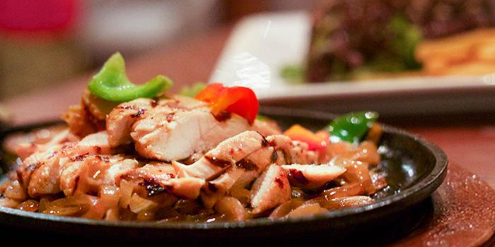 Chicken Fajitas from Santa Fe Tex-Mex Grill in Bugis, Singapore