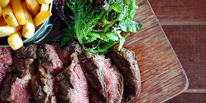 Ribeye Steak from Santa Fe Tex-Mex Grill in Bugis, Singapore